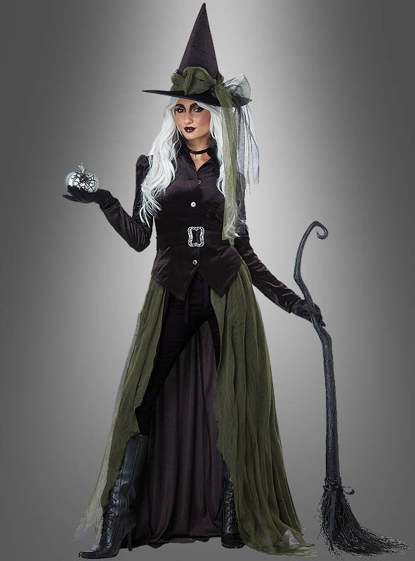 Gothic Witch Layla Costume