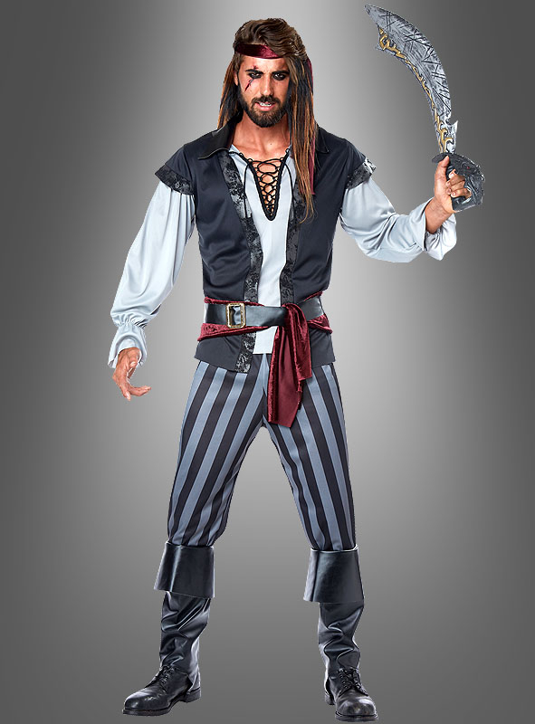 Pirate Scallywag Costume