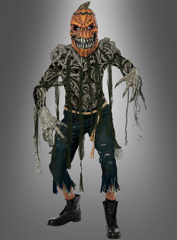 Pumpkin Costume for Men Creature