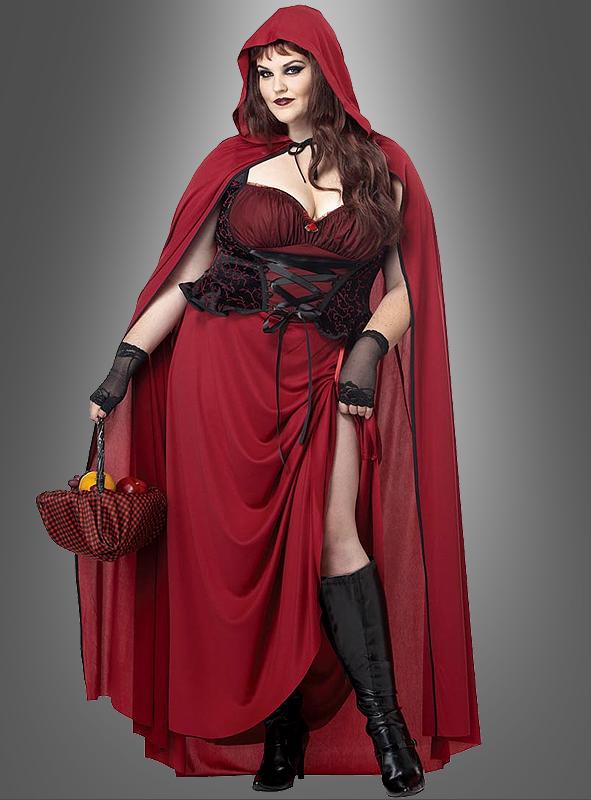 Evil Red Riding Hood XXL