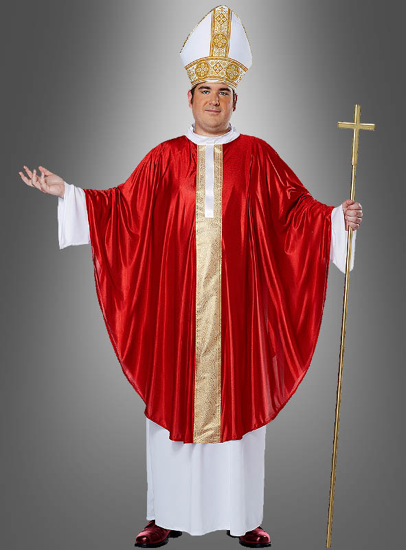 Bischof Gewand XXL