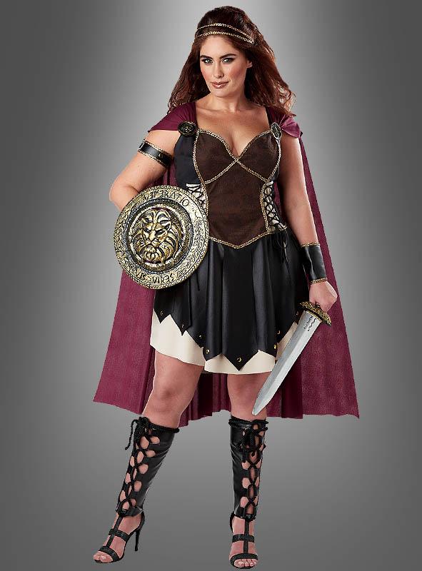 Gladiatorin Kostüm XXL