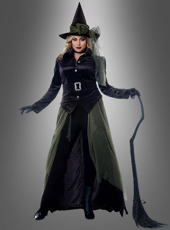 Hexe XXL Kostüm Layla
