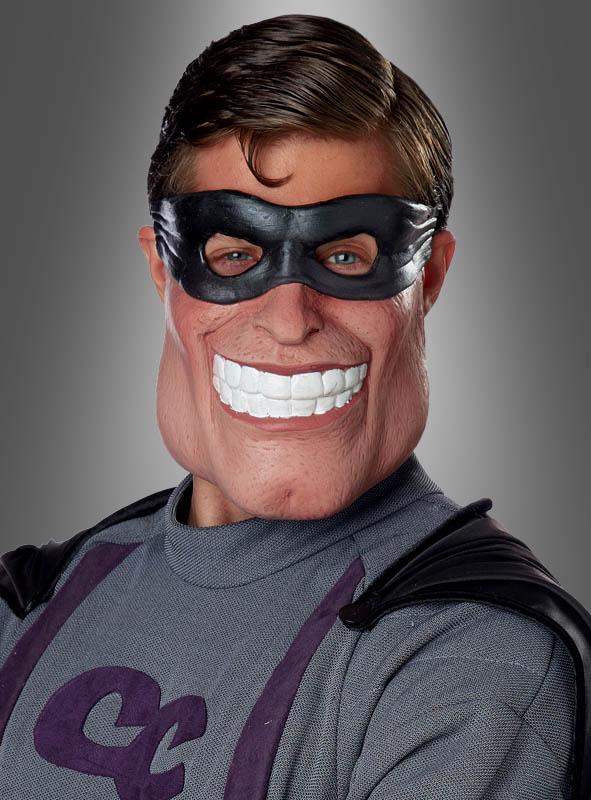 Superheld Comic Maske