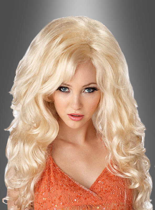 Bombshell Wig blonde