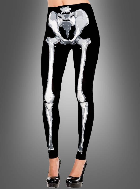 Footless Bone Tights