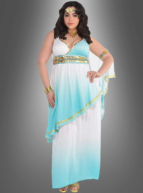Greek Goddess Hestia Plus Size Costume