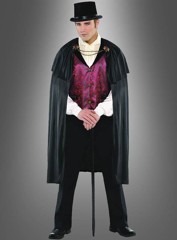 Vampire Lord Costume for Men