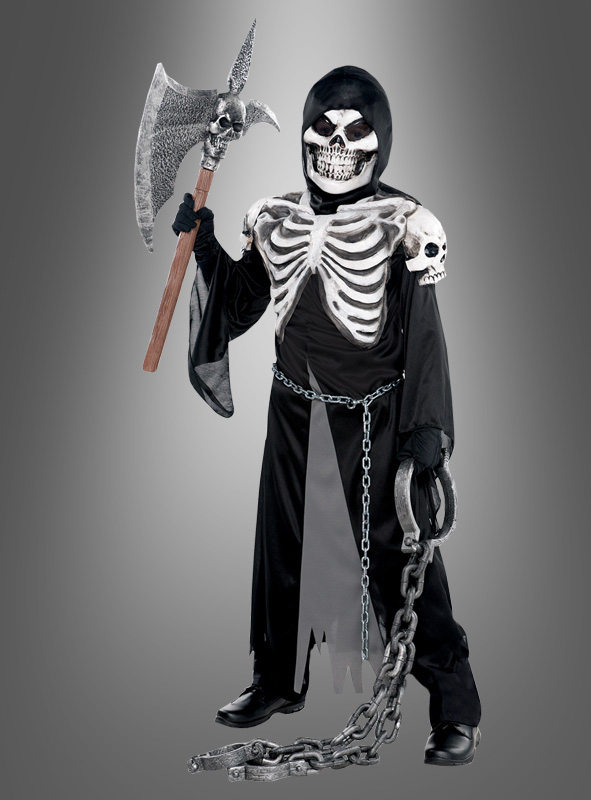 Halloween Skeleton Children Costume