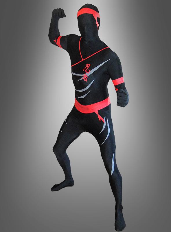 Morphsuit Ninja second Skin