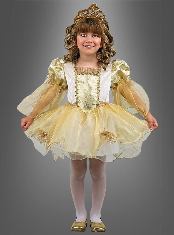 Little Sun Queen Children Costume