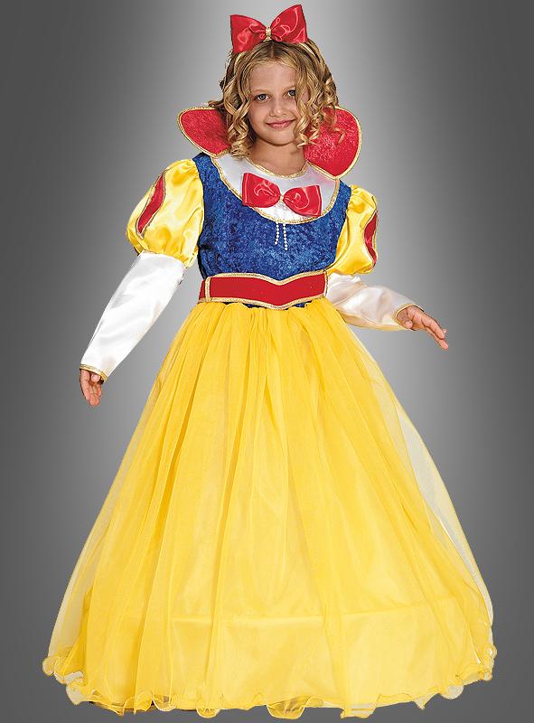 Deluxe Snow White Children Costume
