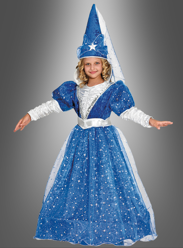 Queen of the Night Deluxe Children Costume