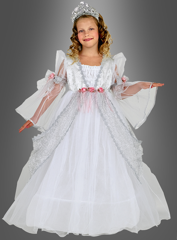 Deluxe Ice Queen Children Costume