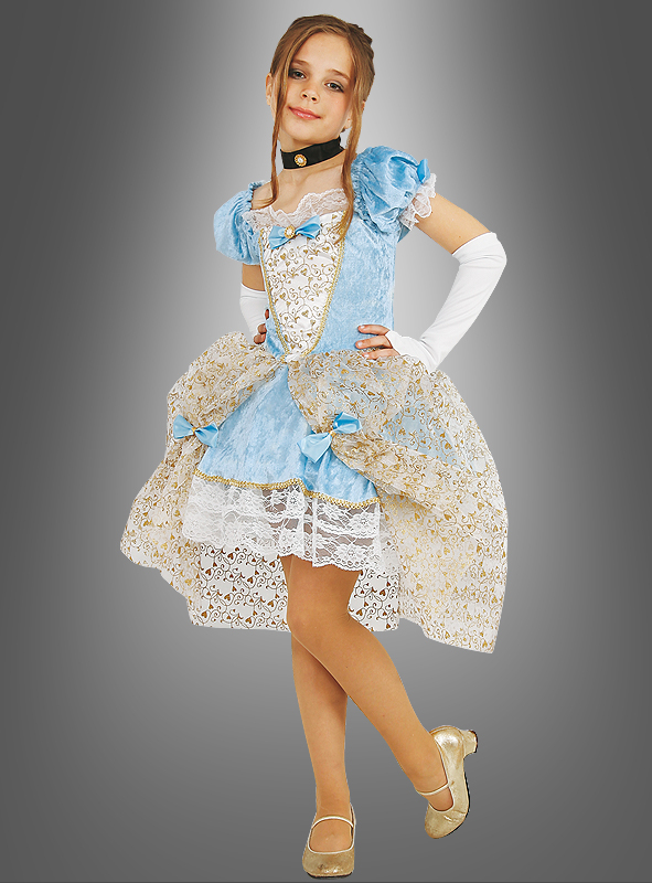 Baroque Princess Teen Costume