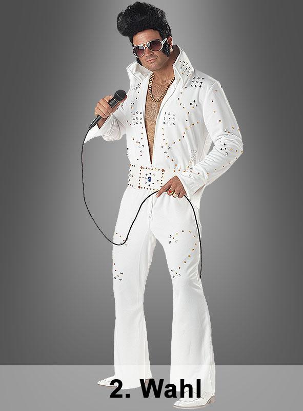 Rocklegende Sänger 2. Wahl Kostüm