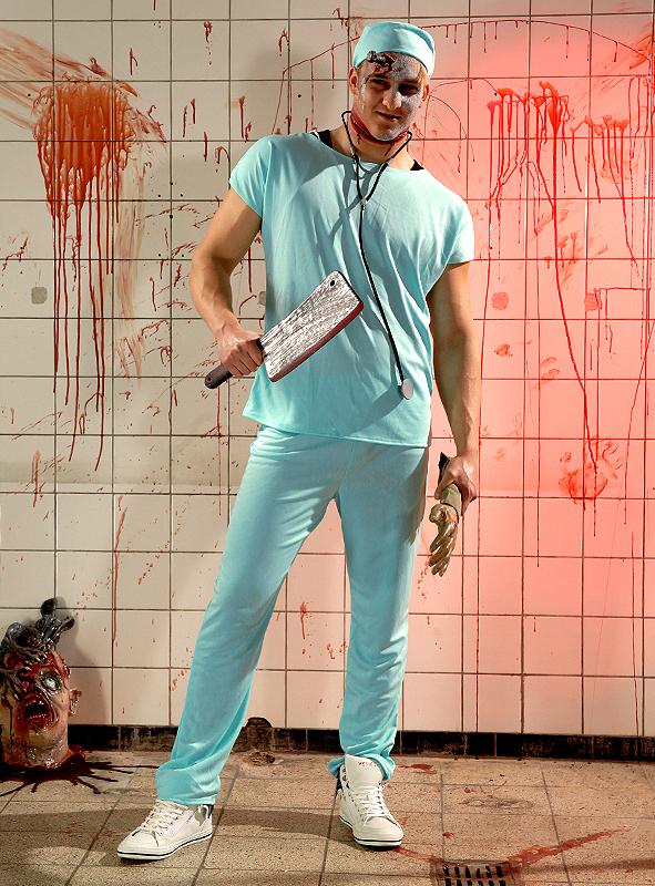 2. Wahl Horror Zombie Arzt