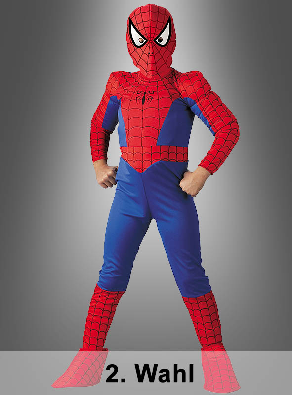2. Rate Spiderman Muscle Chest Children