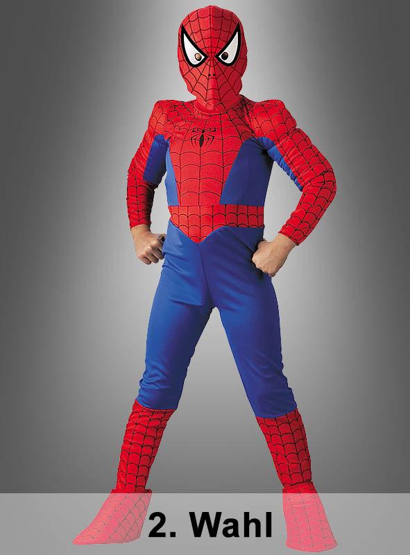2. Wahl Spiderman Muskelkostüm Kind