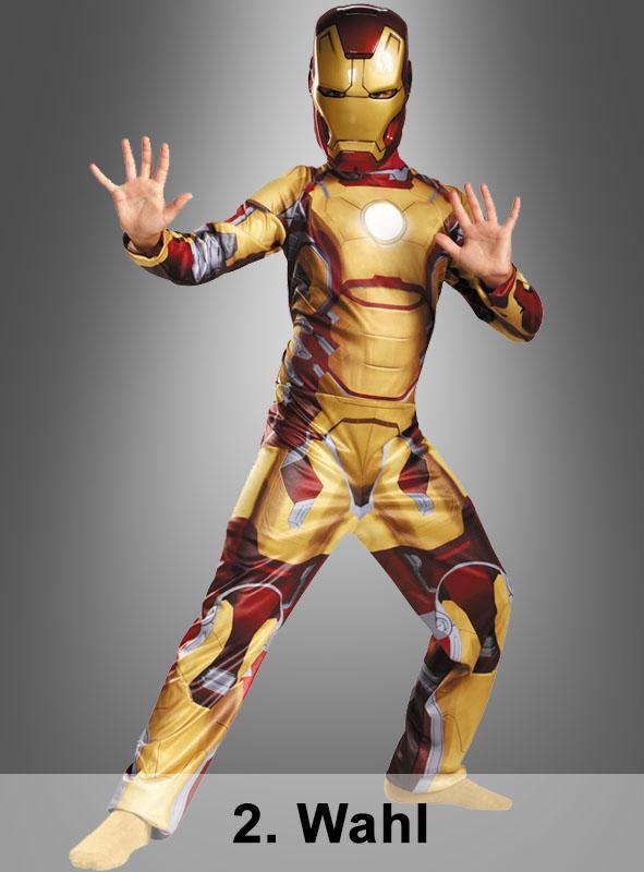 2. Wahl Iron Man 3 Kinderkostüm