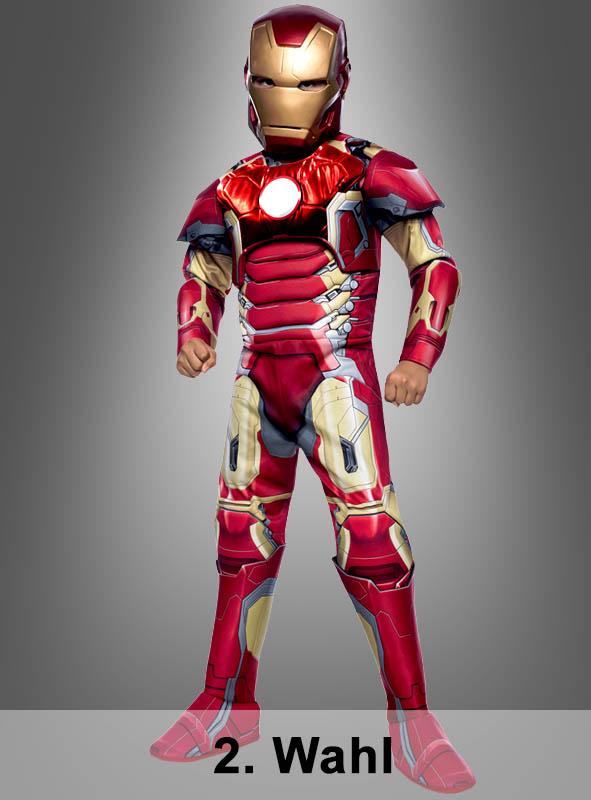 2. Wahl -  Iron Man Mark 43 Kinderkostüm