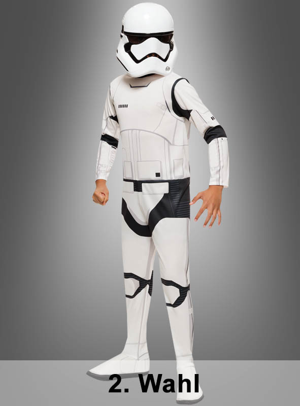2. Rate Stormtrooper First Order Child