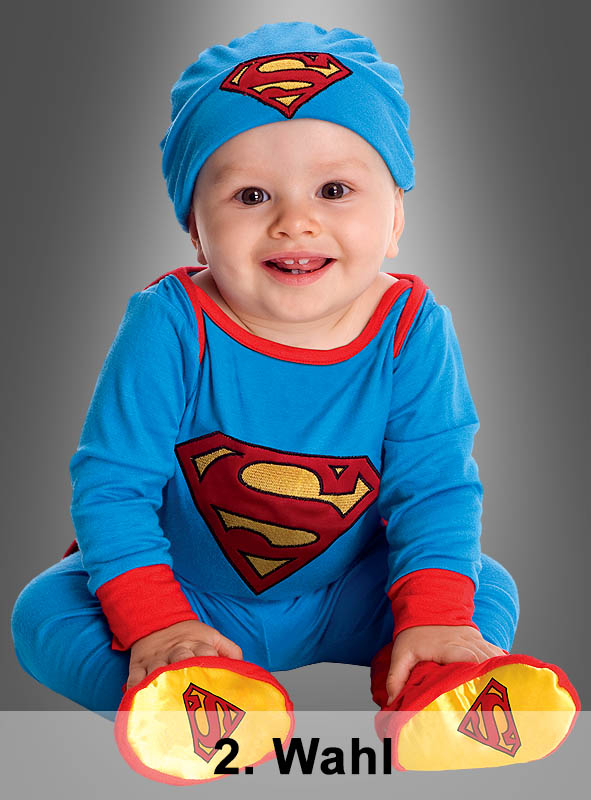 2. Wahl Superman Babykostüm