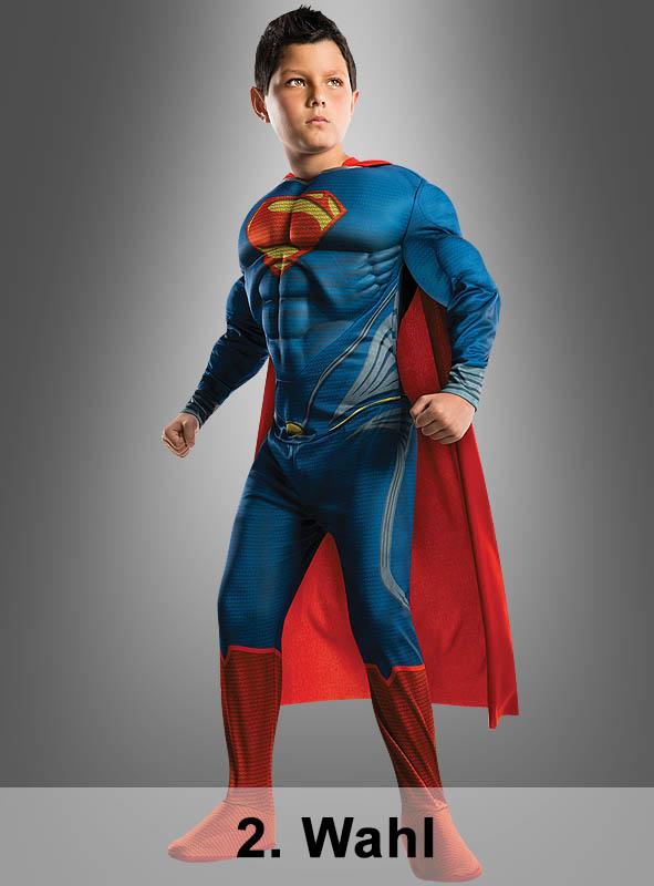 2. Wahl Man of Steel Kinderkostüm