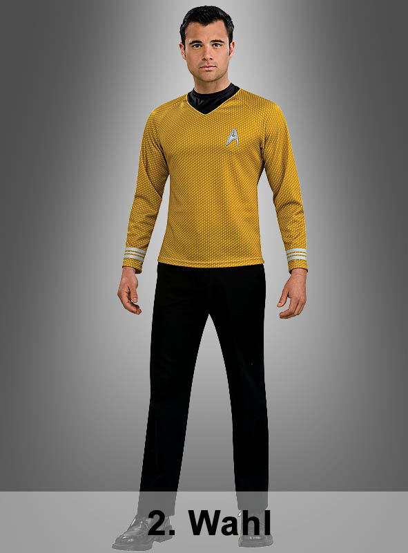 2. Rate Star Trek Shirt Captain Kirk