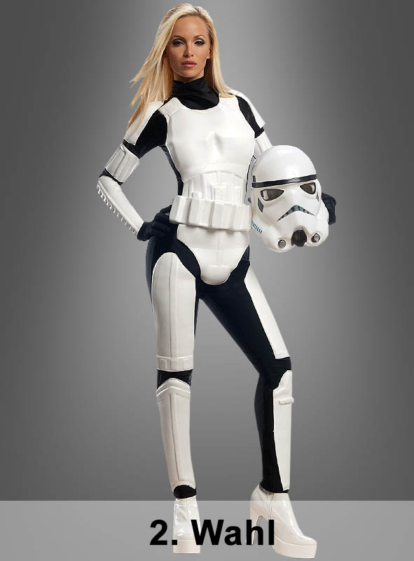 Stormtrooper Jumpsuit Women 2. Rate