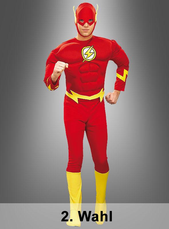 2. Wahl Flash Deluxe Muskelkostüm für Erwachsene