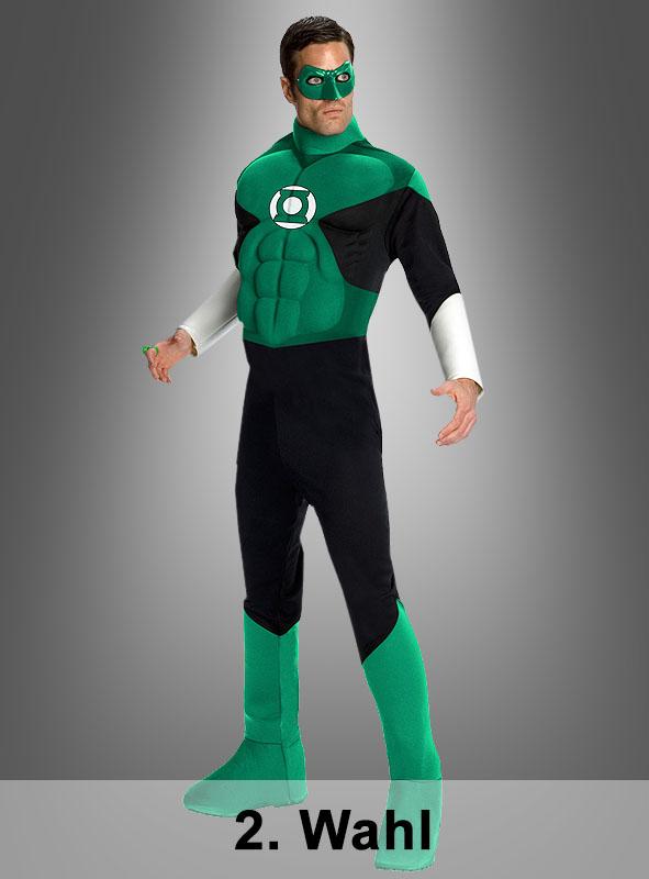 2. Quality Deluxe Muskelkostüm Green Lantern Adult