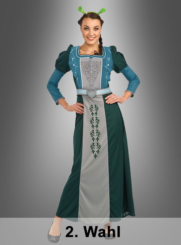 2. Quality Princess Fiona Costume Shrek