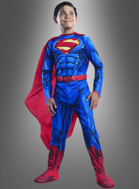superman kost m kind bei kost. Black Bedroom Furniture Sets. Home Design Ideas