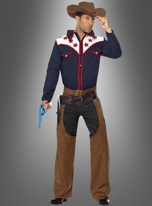 cowboy kost m rodeo wilder westen faschingskost m. Black Bedroom Furniture Sets. Home Design Ideas