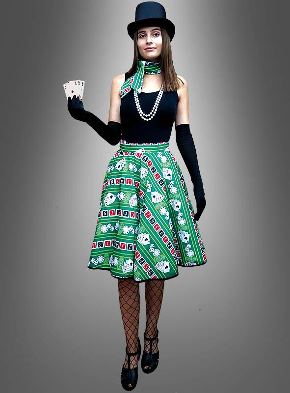 Kostum Casino Damen