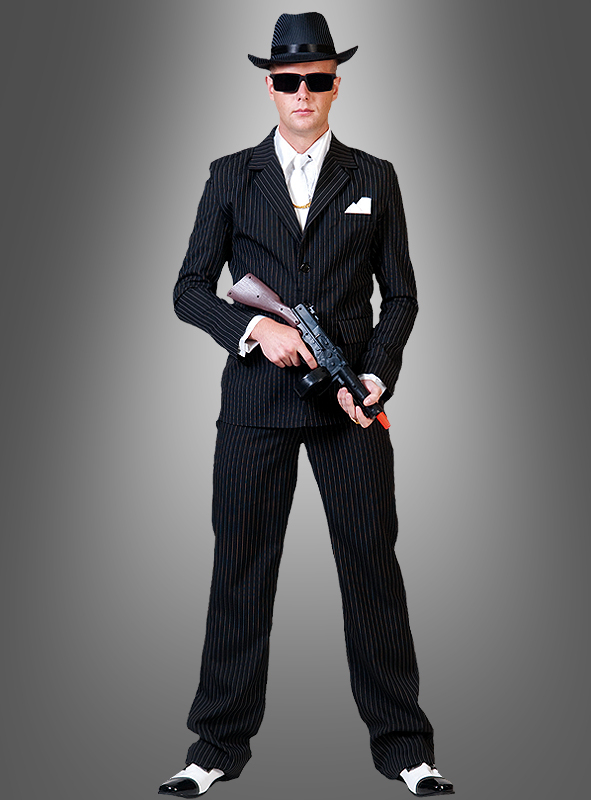 gangster kost m mafia boss erh ltlich bei kost m. Black Bedroom Furniture Sets. Home Design Ideas
