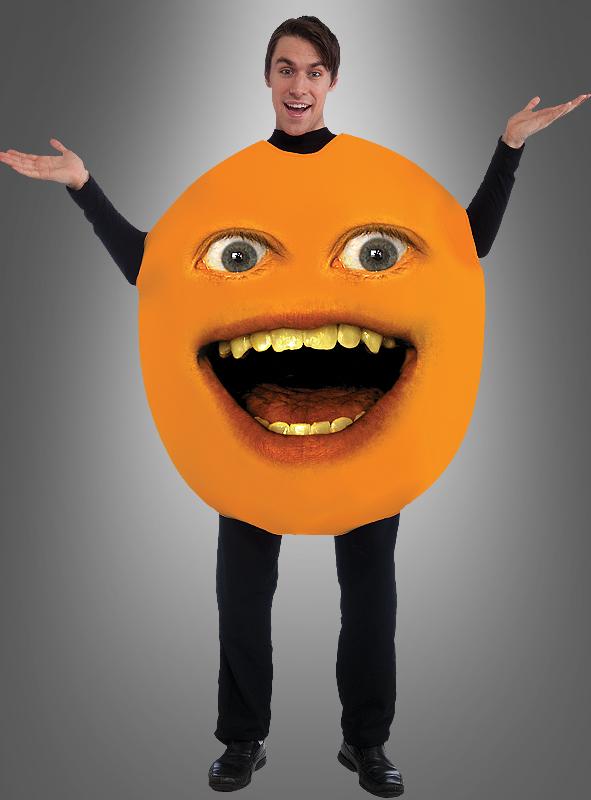 annoying orange kost m f r erwachsene. Black Bedroom Furniture Sets. Home Design Ideas