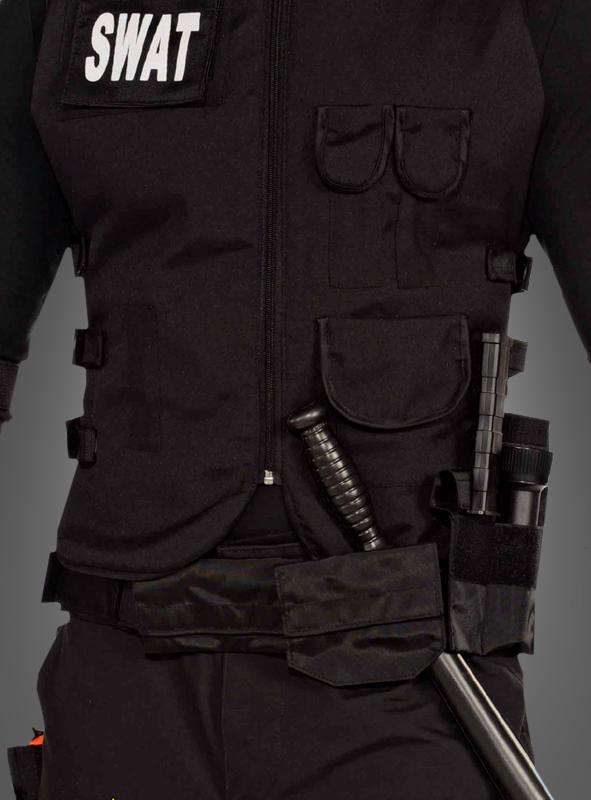 polizei swat sonderkommando gürtel mit taschen für waff