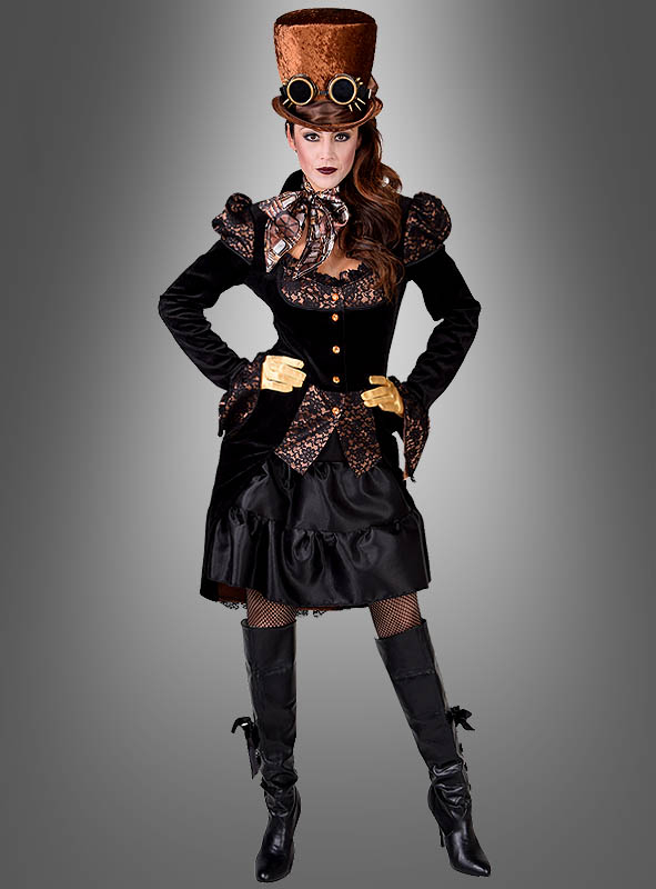 steampunk jacke damen online bei kost kaufen. Black Bedroom Furniture Sets. Home Design Ideas