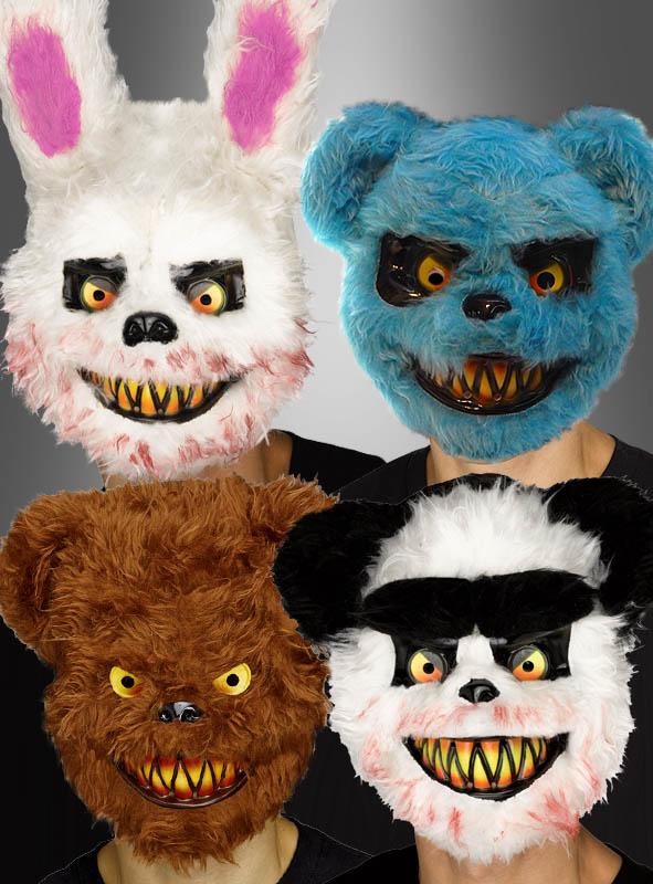 Halloween Tiere