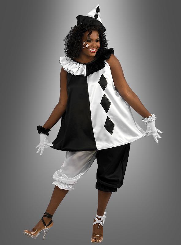b ser clown harlekin kost m xxl schwarz pictures to pin on pinterest. Black Bedroom Furniture Sets. Home Design Ideas