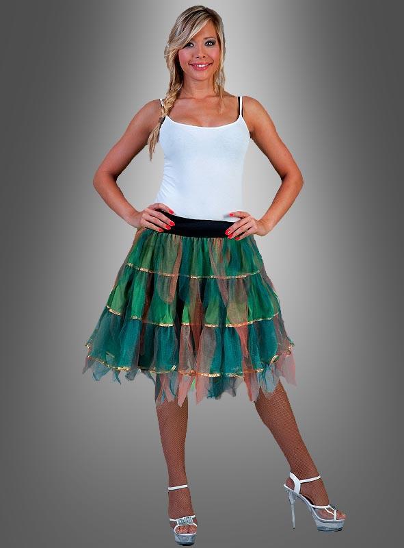 t llrock petticoat f r elfen und feen karnevalskost m. Black Bedroom Furniture Sets. Home Design Ideas