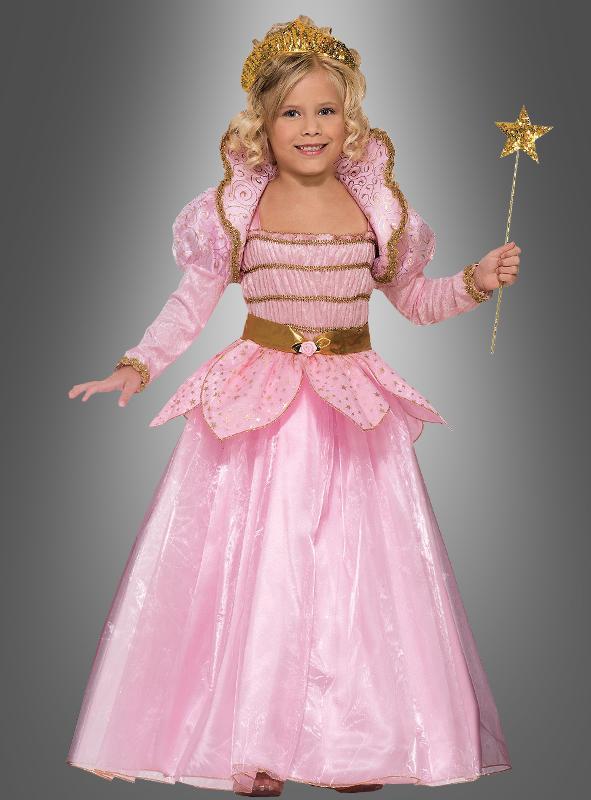 Faschingskostme selbst gemacht: Prinzessin Lillifee