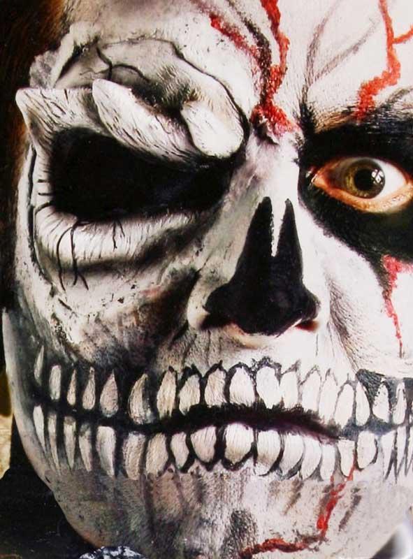 horror schminke totensch del schminkset make up halloween. Black Bedroom Furniture Sets. Home Design Ideas
