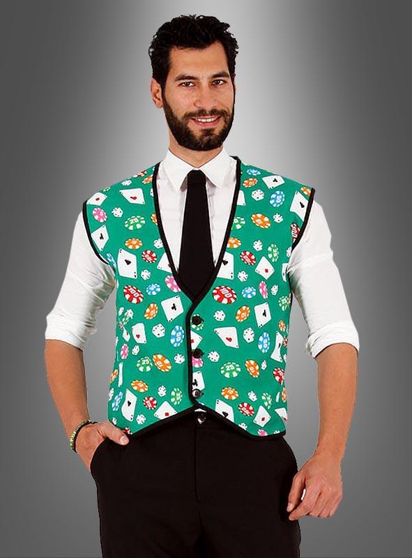 casino kostüm herren