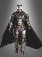 Batman mit Rüstung Supreme Kostüm