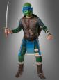 Leonardo Kostüm für Erwachsene Ninja Turtles