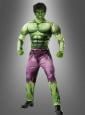 Hulk Costume with Wig Adult