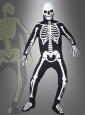 Glowing Skeleton Costume